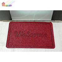 Коврик WELCOME MAT 40x60 Красный 3353 (2000000070803)