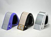 Музыкальная колонка Bluetooth OP-1003, блютуз колонка, портативная колонка, компактная мини колонка