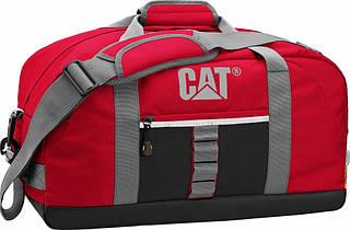 Впечатляющая дорожно-спортивная сумка CAT 82964;55, красная, 32 л.