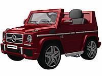 Детские электромобиль джип  G65 мягкие колеса