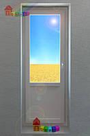 Балконная дверь поворотно-откидная REHAU Euro-Design 70 (2000000077765)