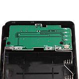 Корпус портативная зарядка Power Bank 4х18650, фото 4