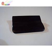 Ручка-прихват ПВХ балконная коричневая (2000000078779)