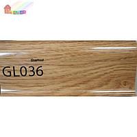 """Плинтус""""LinePlast"""" глянцевий 58мм GL036"""