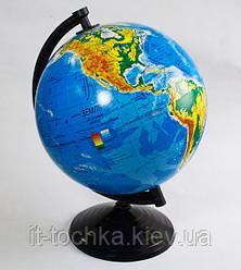 Глобус 260 физический на украинском языке Марко Поло gmp.260ф.