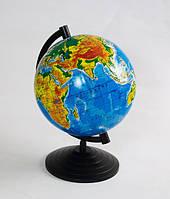 Глобус 160 мм физический Марко Поло gmp.160ф. на украинском языке