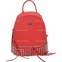 Сумка-школьный рюкзак 1 вересня красная (553074)
