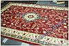 """Синтетический прямоугольный ковер """"Классика""""  Lotos Karat , цвет красный, фото 3"""