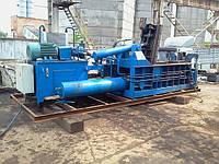 Пресс пакетировочный для металлолома Y83UA-135B