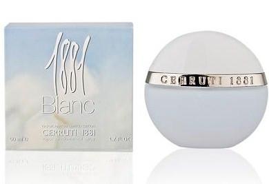 Cerruti 1881 Blanc парфюмированная вода 50 ml. (Черутти 1881 Бланк)