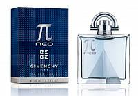 Мужская оригинальная туалетная вода Givenchy Pi Neo, 50 ml NNR ORGAP /05-82