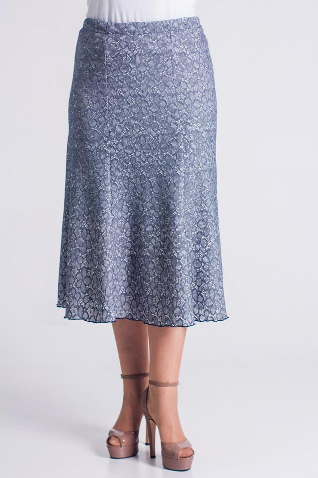 фотография женская юбка серого цвета большого размера
