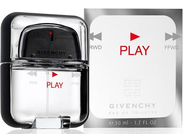 Мужская оригинальная туалетная вода Givenchy Play man 50ml  NNR ORGAP /4-23