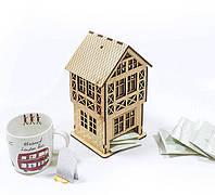 Чайный домик - коробка для чайных пакетиков, фото 1