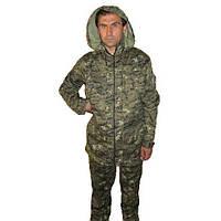 Костюм армейский летний с капюшоном ткань (рип-стоп)