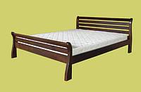 Кровать деревянная Ретро-1