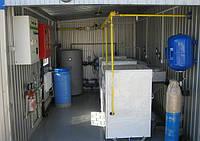 Модульная газовая котельная на платформе КМ-2-300-П-Гн-КТН-1.100СР (294 квт)