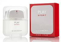 Мужская оригинальная туалетная вода Givenchy Play Sport, 50ml NNR ORGAP /5-33