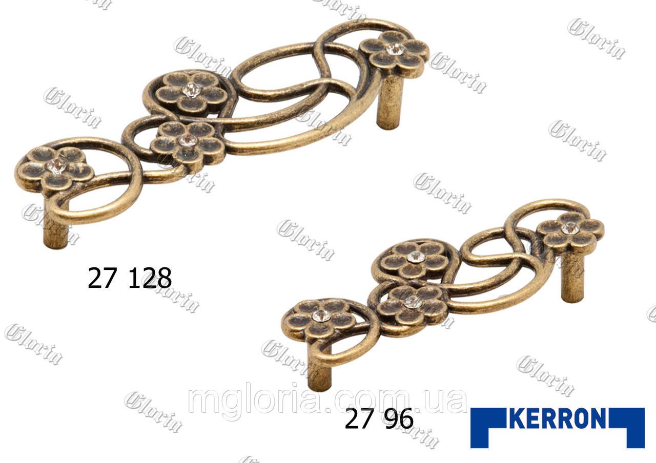 Ручки мебельные Kerron CRL27 OAB