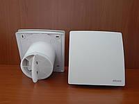 Вентилятор потолочный с датчиком влажности и обратным клапаном 100мм, Elegance 100 MHY SMART (Италия)