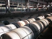 0,40х1250мм сталь оцинкованная с полимерным покрытием