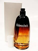 Духи Christian Dior Fahrenheit 100 ml(tester)(диор фаренгейт тестер)