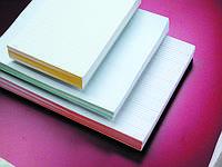 Бумага для электрокардиографа  Biomedica P - 80, 90 мм х 70 мм х 400 листов.