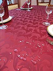 Teflon Перья-160 Скатертная ткань с пропиткой МВО, фото 3