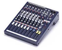 Soundcraft EPM6 - Микшерный пульт - 6-моно, 2-стерео, 2 Aux, фото 1