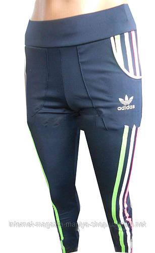 Женские спортивные штаны - лосины