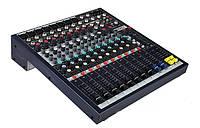 Soundcraft EPM8 - Микшерный пульт - 8-моно, 2-стерео, 2 Aux, фото 1