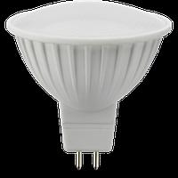 Рефлекторная LED светодиодная спот лампа MR16 6W 4200K