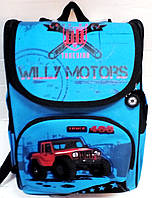 Рюкзак ортопедический Willy WL-758 авто