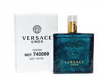Мужская туалетная вода Versace Eros тестер (версаче эрос)