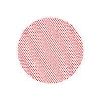 Сеточка для декора ногтей красная