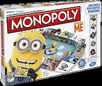 Монополія Посіпаки Гра настільна Hasbro