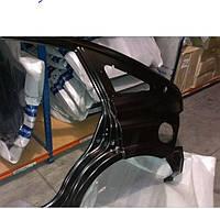 Боковина кузова (задняя часть) (пр-во SsangYong) 5211131R10
