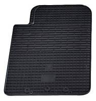 Резиновый водительский коврик для SsangYong Rexton W 2012- (STINGRAY)