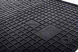 Резиновые передние коврики в салон SsangYong Rexton II 2006-2012 (STINGRAY), фото 6