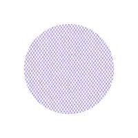 Сеточка для декора ногтей фиолетовая