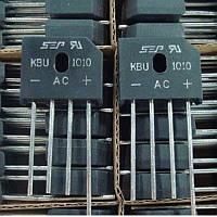 Диодный мост KBU1010 выпрямительный