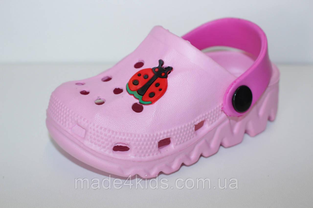 ffd69276c Кроксы для девочки
