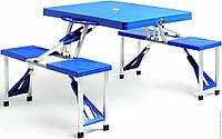 Стол раскладной со стульями UnderPrice HXPT-8821-B, фото 1