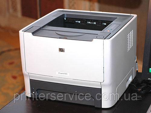 принтер А4 HP LaserJet 2015d