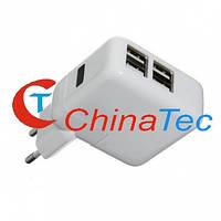 Зарядное устройство 4 USB 2.1A /1А, фото 1