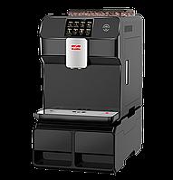 Кофеварка C&T Rooma RM - A9 Black с подставкой