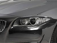 Реснички бровки тюнинг BMW F10 F11 дорестайл