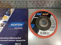 Norton Blaze Rapid Strip шлифовальные круги RS c керамическим зерном 125мм на 22мм (зачистной круг Blaze RS)