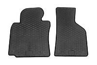 Резиновые передние коврики для Seat Toledo III (5P) 2004-2009 (STINGRAY)