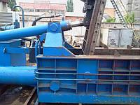Оборудование для переработки метлома. Пресс Y83UA-135.